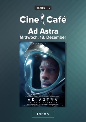 CineTowerCafé: Ad Astra