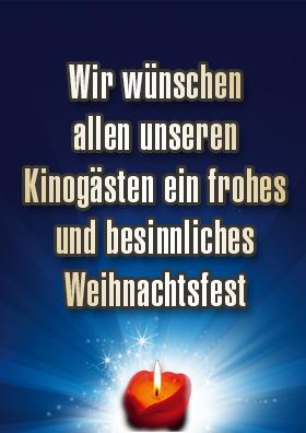 Unsere Öffnungszeiten Weihnachten/Neujahr
