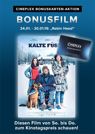 "Bonusfilm: ""Kalte Füße"""