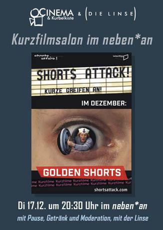 Shorts Attack: Golden Shorts 2019 - -