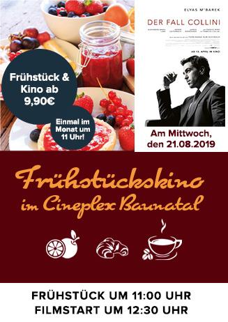 "Frühstückskino: ""Der Fall Collini"""