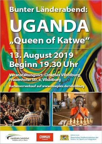 Länderabend Uganda