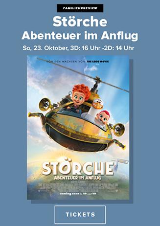 """161023 FamPrev """"Störche - Abenteuer im Anflug"""""""