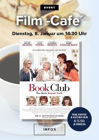Filmcafé: Book Club - Das Beste kommt noch