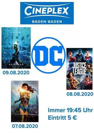 DC on Screen