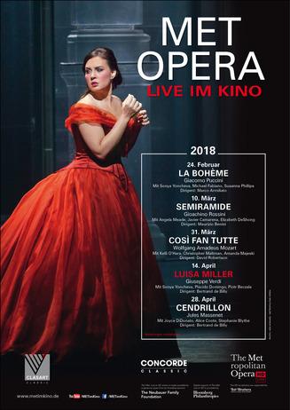 Met Opera 2017/18: Luisa Miller (Verdi)