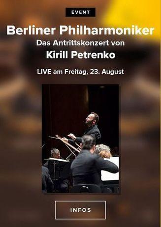 AC Berliner Philharmoniker 23.08.