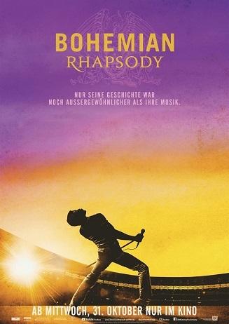 Kino für Kenner: BOHEMIAN RHAPSODY