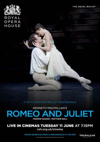 "Royal Opera House 2018/19: ""Romeo und Julia"""