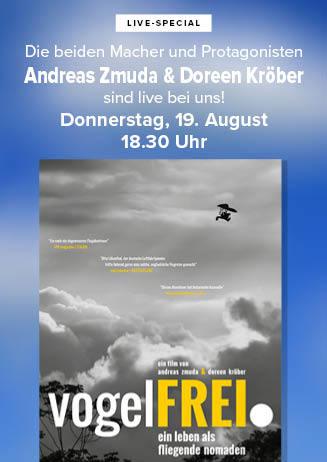 "210819 Live-Special ""Vogelfrei"""