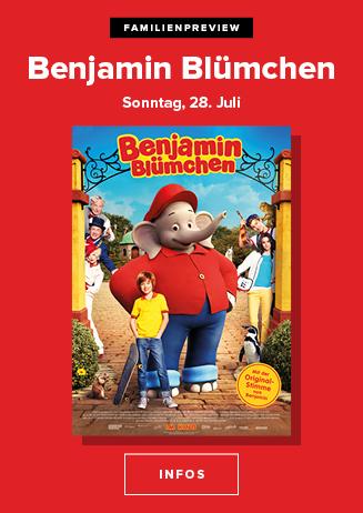 Familienpreview: BENJAMIN BLÜMCHEN