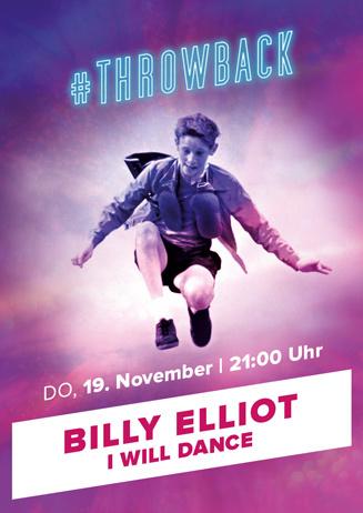 #THROWBACK: BILLY ELLIOT