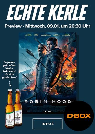 "Echte Kerle Preview: ""Robin Hood"""