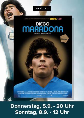 "190905+08 Special ""Diego Maradona"""