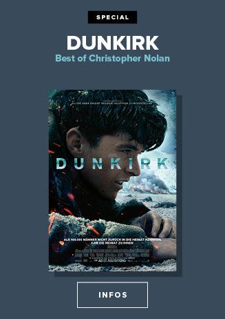 Nolan Reihe Dunkirk