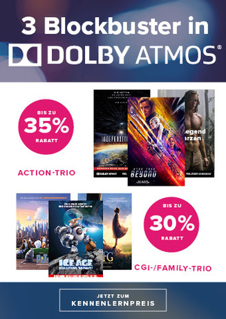 Dolby Atmos Ticket