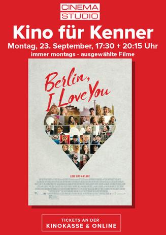 Kenner Kino Berlin I Love You