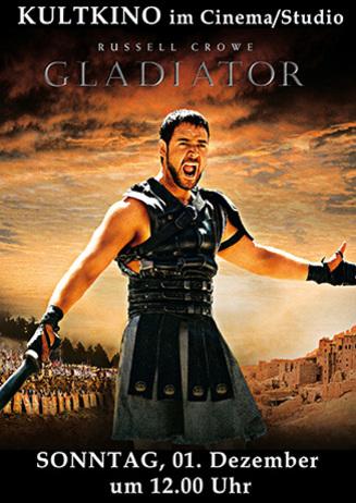 Kultkino: Gladiator