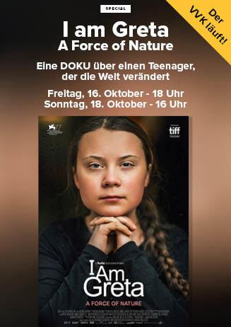 """201016+18 Special """"I Am Greta"""""""
