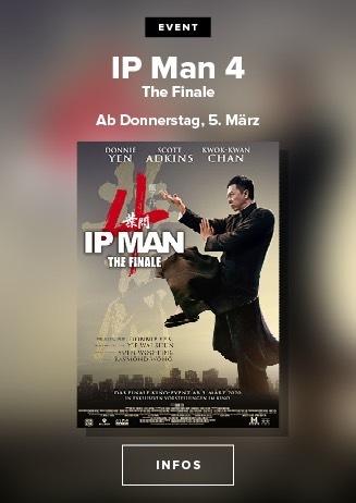 Sondervorstellung: Ip Man 4: The Finale