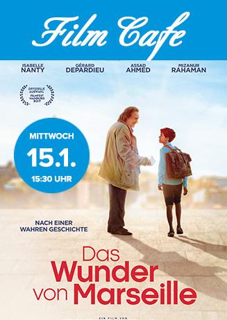 """Filmcafé: """"Das Wunder von Marseille"""""""