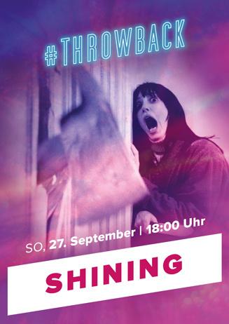 #THROWBACK: SHINING