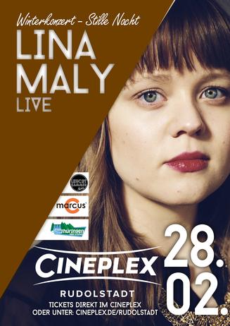 Winterkonzert - Stille Nacht mit LINA MALY live