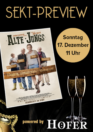 "171217 Sekt-Preview ""Alte Jungs"""