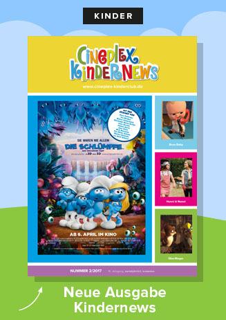 Cineplex Kindernews