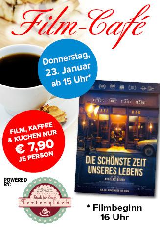 """200123 Film-Café """"Die schönste Zeit unseres Lebens"""""""