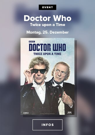 Weihnachtsspecial: Doctor Who Twice Upon A Time