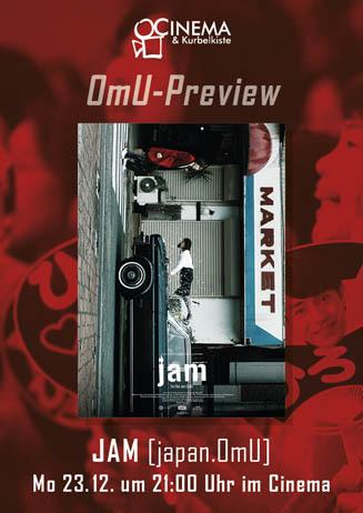 OmU-Preview: JAM