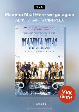 Mamma Mia! Here We Go Again: Vorverkauf läuft