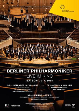 Berliner Philharmoniker: Silvesterkonzert