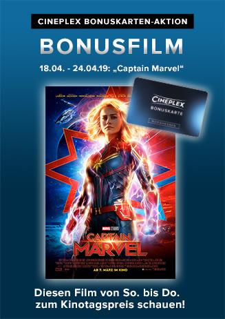 """Bonusfilm: """"Captain Marvel"""""""
