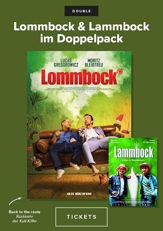Double Lammbock und Lommbock