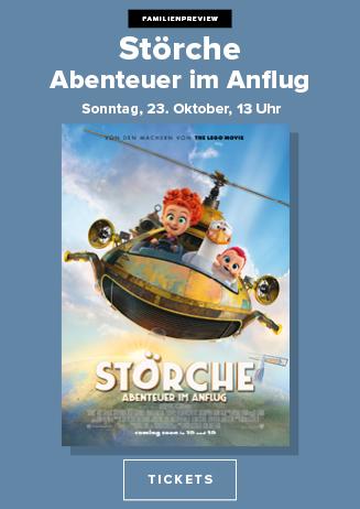 Störche - Abenteuer im Anflug 3D: Familien-Preview