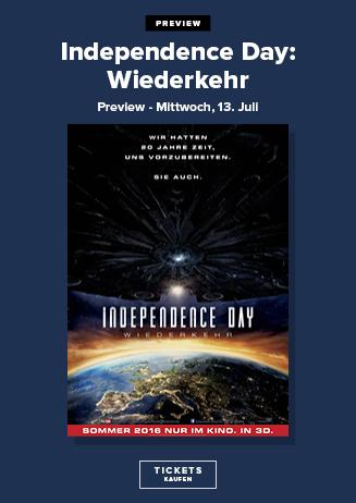 "160713 Preview ""Independence Day: Wiederkehr"""