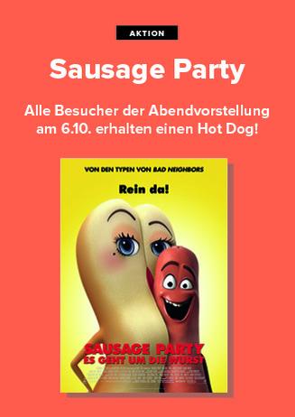 Aktion SAUSAGE PARTY