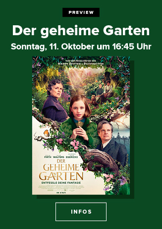 Preview - Der Geheime Garten