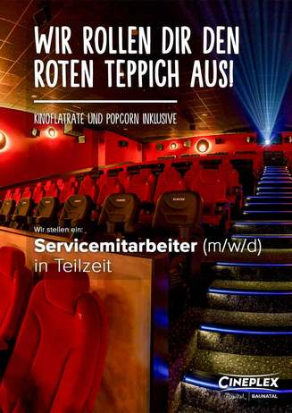 Servicemitarbeiter (m/w/d)