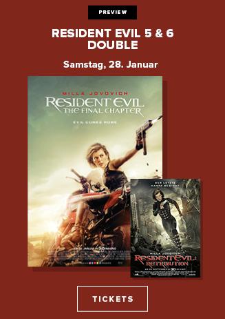 Double: Resident Evil 5+6