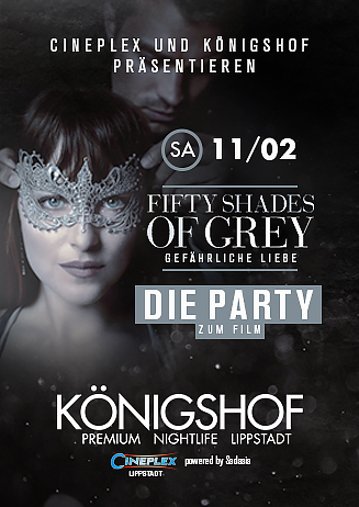 Königshof Shades of Grey Party