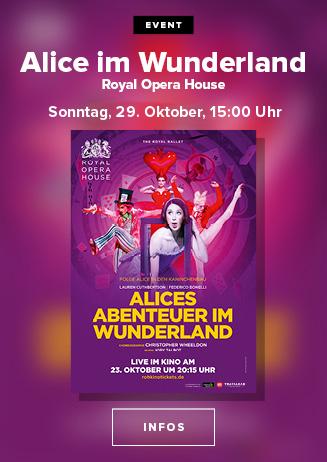 Royal Opera ALICE