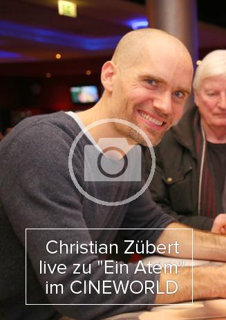 """Nachbericht Christian Zübert präsentiert """"Ein Atem"""" live"""