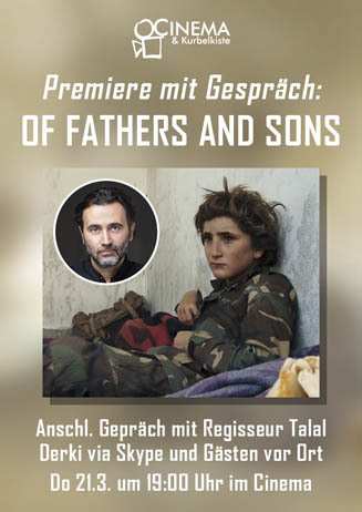 Premiere: OF FATHERS AND SONS