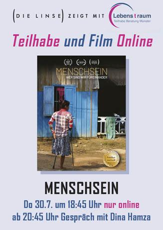 Teilhabe & Film: MENSCHSEIN
