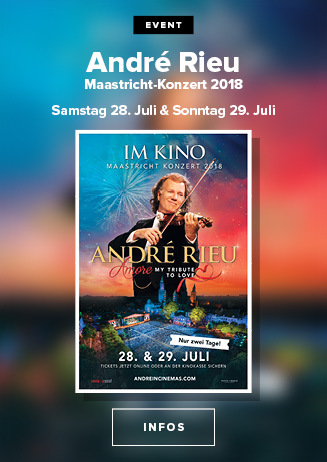 André Rieu - Amore - My Tribute To Love 2018 aus Maastricht