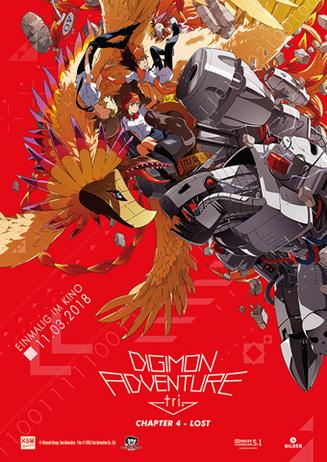 Digimon tri. 4