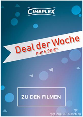 Film Deal der Woche